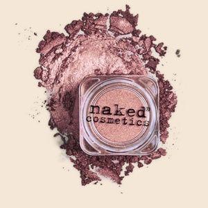 Naked cosmetics Eyeshadow